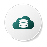 Icon database hosting