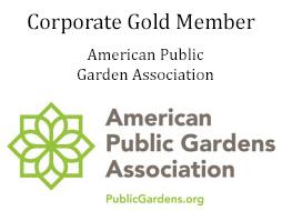 Corporate Gold Member, American Public Garden Association