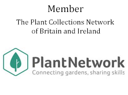 Member of PlantNetwork of Britain and Ireland