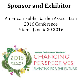American Public Garden Assocation Conference 2016
