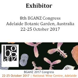 Exhibitor at BGANZ Congress 2017