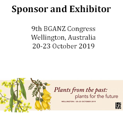 Sponsor and Exhibitor of BGANZ Congress 2019